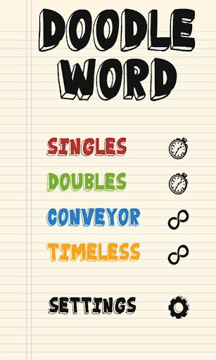 Doodle Word
