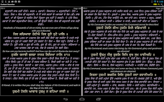 Screenshot of Gurbani Searcher