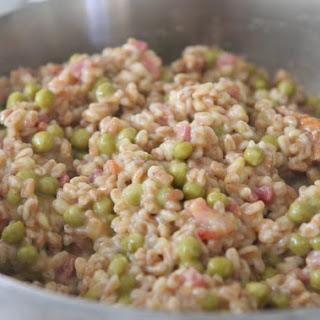 Cheesy Rice With Peas Recipes