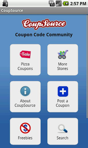 Pizza Coupons Fast Food Deals