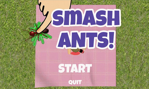 Smash Ants! - screenshot