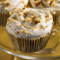 Banana Pudding Ice Cream Cupcakes