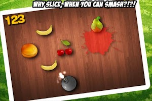Screenshot of Fruit Smash by RPG