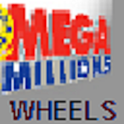 Mega Millions Lotto Wheels icon