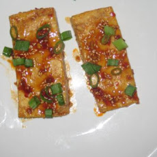 Korean-style Broiled Tofu
