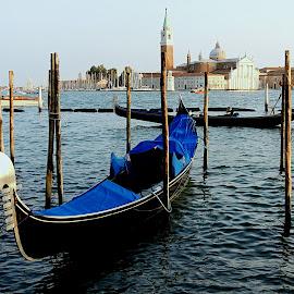 gondola...Venice* by Ana Zec - Transportation Boats
