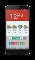 Screenshot of Naxos Flat UI Zooper Skin