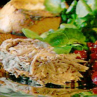 Rillettes of Duck with Confit of Cranberries