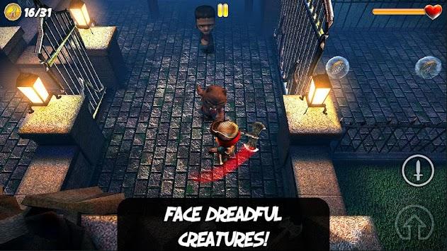Clash of Puppets hack n slash apk screenshot