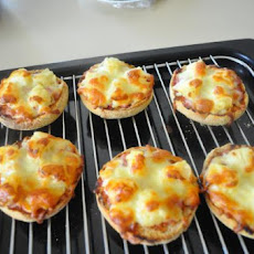 Hawaiian Pizzas