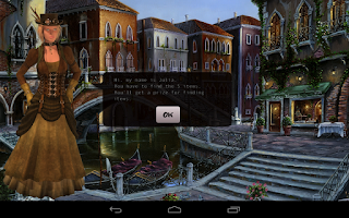 Screenshot of Hidden objects in Italy