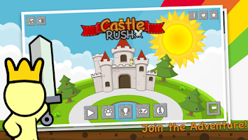 Screenshot of Castle Rush