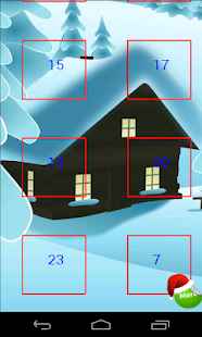 Animated Advent Calendar - screenshot