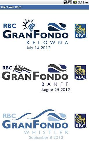 Granfondo Canada 2012