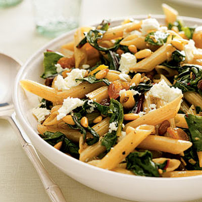Penne With Greens