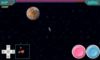 Screenshot of GalactiConquer Lite