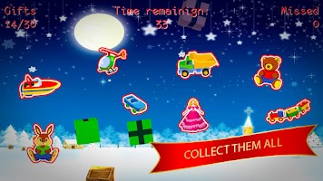 Screenshot of Christmas Gift Hunt
