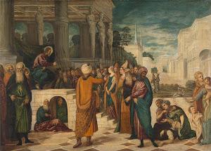 RIJKS: Jacopo Tintoretto: painting 1580