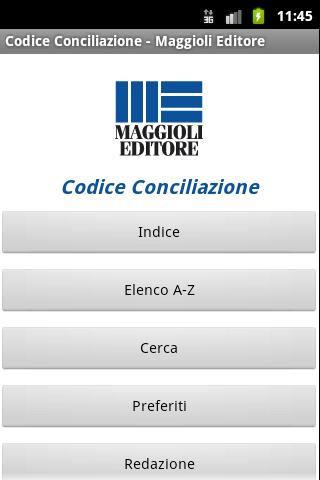 Codice della Conciliazione