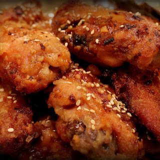 Sweet n Sour Chicken Wings