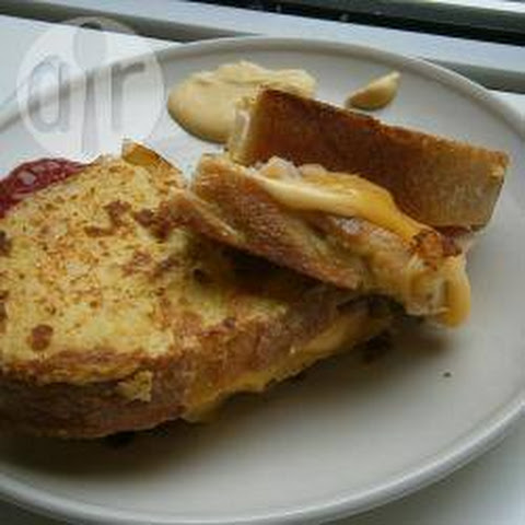 Monte Cristo Bread Pudding Recipe — Dishmaps