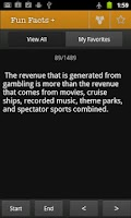 Screenshot of Fun Facts - Free