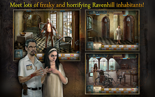 Screenshot of Ravenhill Asylum: HOG
