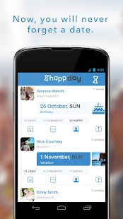 Happday - screenshot