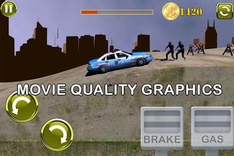 Zombie Racing Killers Highway - screenshot