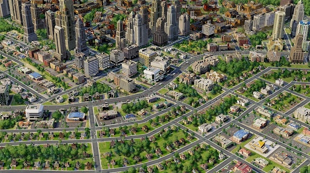 EA considering opening up SimCity for user generated content and modding