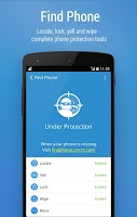 Screenshot of CM Security Antivirus AppLock