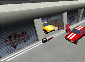 Screenshot of !Racer 3D
