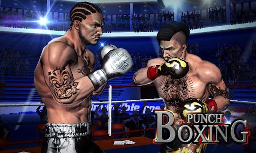 Download Full Punch Boxing 3D 1.1.0 APK