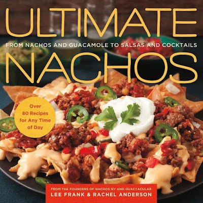 Simple Guacamole from 'Ultimate Nachos'