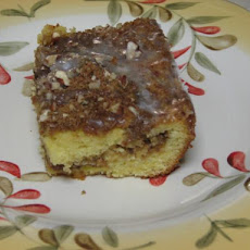 Delicious and Moist Honey Bun Cake Cinnamon Flop