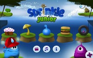 Screenshot of Sprinkle Junior