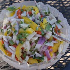 Jicama Slaw With Jalapeno Dressing
