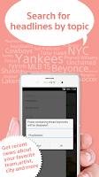 Screenshot of Socialife News: News my way