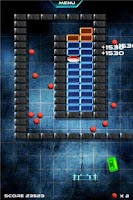 Screenshot of BrickBreaker