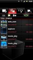 Screenshot of nswPlayer