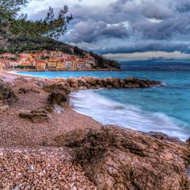 Rocky Beach by Siniša Biljan - Landscapes Beaches