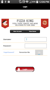 Pizza King - screenshot