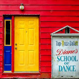 Dance by Calvin Morgan - Buildings & Architecture Public & Historical ( building, door, nikon d7000, dance, entrance )