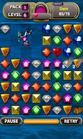 Screenshot of Jewel Magic Challenge