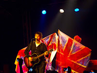 peter doherty on stage