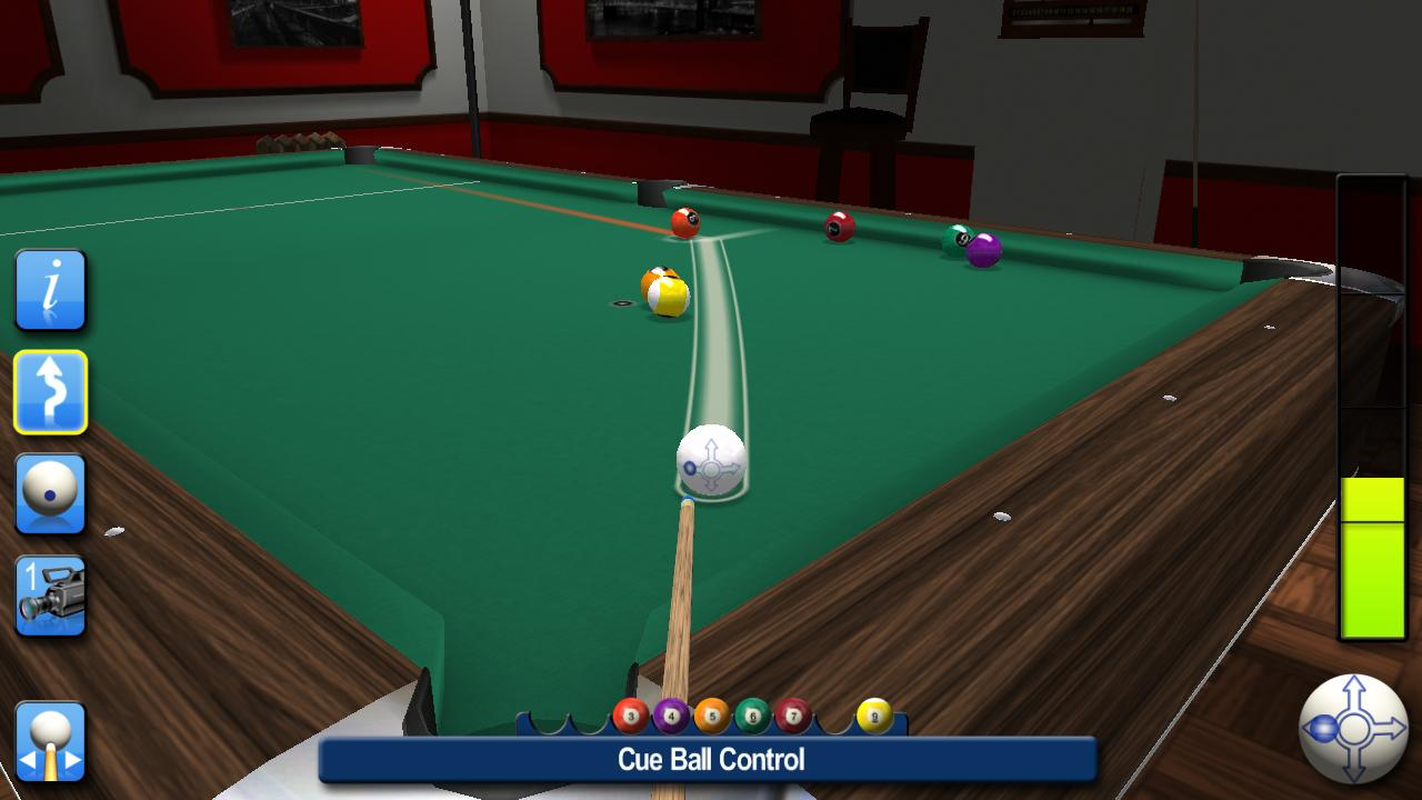 Pro Pool 2015 Screenshot 1