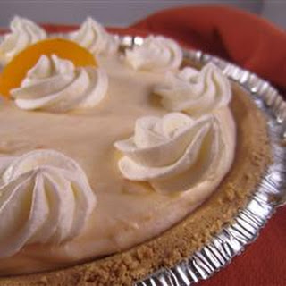 Quick and Easy Peach Cheesecake
