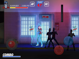Screenshot of KAVINSKY