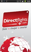 Screenshot of Directflights flights & hotels