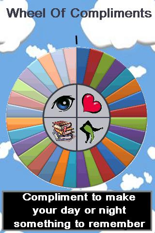 Wheel Of Compliments
